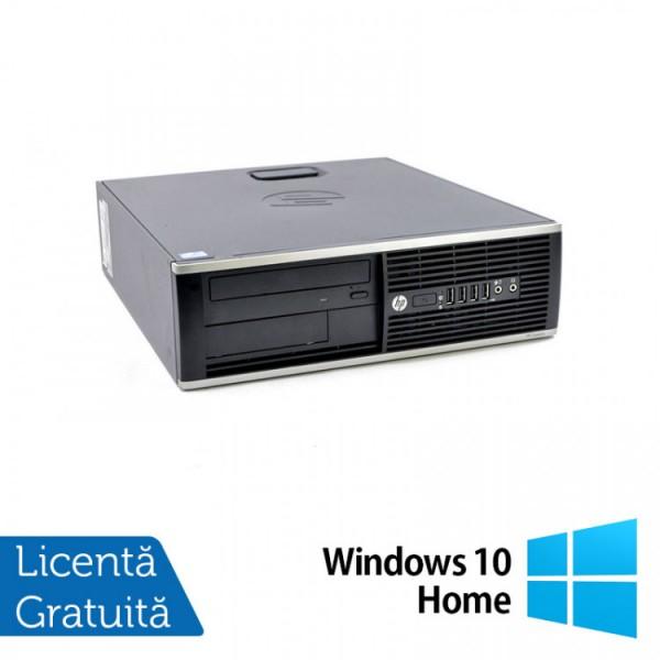 Calculator HP 8300 Elite Desktop, Intel Core i5-3470s 2.90GHz, 4GB DDR3, 500GB SATA + Windows 10 Home - ShopTei.ro
