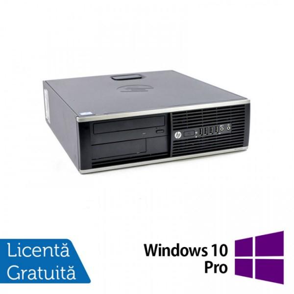 Calculator HP 8300 Elite Desktop, Intel Core i5-3470s 2.90GHz, 4GB DDR3, 500GB SATA + Windows 10 Pro - ShopTei.ro