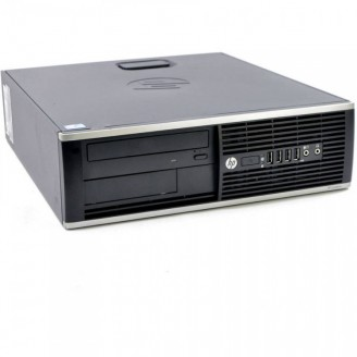 Calculator HP 8300 Elite Desktop, Intel Core i5-3470s 2.90GHz, 4GB DDR3, 500GB SATA