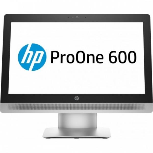 All In One HP ProOne 600 G2, 21.5 Inch Full HD, Intel Core i5-6500 3.20GHz, 4GB DDR4, 500GB SATA, DVD-RW, Webcam - ShopTei.ro