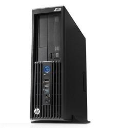 Workstation HP Z230 SFF, Intel Xeon Quad Core E3-1231 v3 3.40GHz-3.80GHz, 8GB DDR3, 500GB SATA, DVD-RW, Placa video Gaming AMD Radeon R7 350 4GB GDDR5 128-Bit - ShopTei.ro