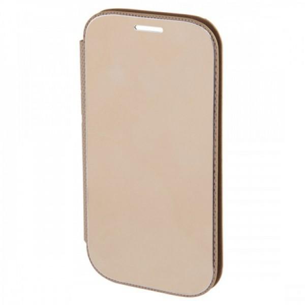 Husa Flip HAMA Diary Case HTC ONE M8 Gold - ShopTei.ro
