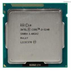 Procesor Intel Core i3-3240 3.40GHz, 3MB Cache, Socket 1155 - ShopTei.ro