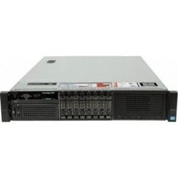 Server Dell PowerEdge R720, 2x Intel Xeon Hexa Core E5-2640 2.50GHz - 3.00GHz, 64GB DDR3 ECC, 2 x 600GB SAS/10K + 2 x 900GB HDD SAS/10K, Raid Perc H710 mini, Idrac 7, 2 surse HS - ShopTei.ro
