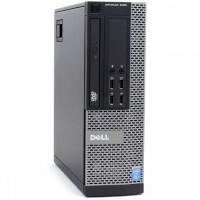Calculator DELL Optiplex 9020 SFF, Intel Core i5-4570 3.20GHz, 4GB DDR3, 500GB SATA, DVD-RW