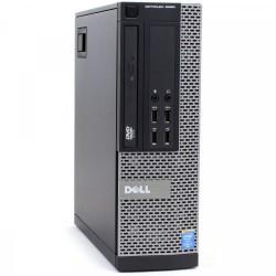 Calculator DELL OptiPlex 9020 SFF, Intel Core i7-4770 3.40GHz, 8GB DDR3, 120GB SSD, DVD-RW - ShopTei.ro