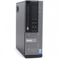 Calculator DELL OptiPlex 9020 SFF, Intel Core i3-4150 3.50GHz, 8GB DDR3, 120GB SSD, DVD-RW
