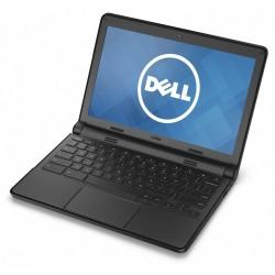 Laptop Dell Chromebook 3120, Intel Celeron N2840 2.16GHz, 2GB DDR3, 16GB SSD, 11.6 Inch, Webcam, Chrome OS - ShopTei.ro