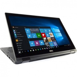 Laptop DELL Latitude 5289, Intel Core i5-7300U 2.60GHz, 8GB DDR3, 240GB SSD, 12.5 Inch Full HD TouchScreen, Webcam - ShopTei.ro