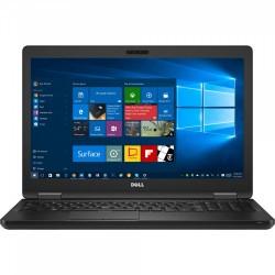 Laptop Dell Latitude E5580, Intel Core i5-7300U 2.60GHz, 8GB DDR4, 256GB SSD M.2, 15.6 Inch Full HD, Webcam, Tastatura Numerica, Grad A- - ShopTei.ro