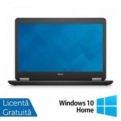 Laptop DELL Latitude E7450, Intel Core i5-5300U 2.30GHz, 8GB DDR3, 120GB SSD, 14 Inch Full HD, Webcam + Windows 10 Home - ShopTei.ro