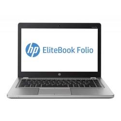 Laptop HP EliteBook Folio 9470M, Intel Core i7-3687U 2.10GHz, 8GB DDR3, 120GB SSD, 14 Inch, Webcam, Baterie consumata - ShopTei.ro