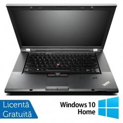 Laptop Lenovo ThinkPad W530, Intel Core i7-3610QM 2.30GHz, 8GB DDR3, 120GB SSD, nVIDIA Quadro K1000M, DVD-RW, 15.6 Inch, Webcam + Windows 10 Home - ShopTei.ro