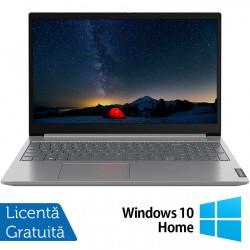 Laptop Nou Lenovo IdeaPad 3 15IIL05, Intel Core Gen 10 i5-1035G1 1.00-3.60GHz, 8GB DDR4, 1TB SATA, 15.6 Inch Full HD, Abyss Blue, Bluetooth, Webcam + Windows 10 Home - ShopTei.ro