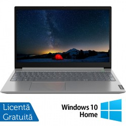 Laptop Nou Lenovo IdeaPad 3 15IIL05, Intel Core Gen 10 i3-1005G1 1.20-3.40GHz, 8GB DDR4, 1TB SATA, 15.6 Inch, Bluetooth, Webcam, Ambalaj original desfacut + Windows 10 Home - ShopTei.ro