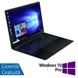 Laptop Nou Slim School WEIGO WHA-156H, Intel Quad Core Celeron N4100, 1.10 - 2.40GHz, 8GB DDR4, 64GB eMMC + 128GB SSD, 15.6 Inch IPS Full HD, Webcam + Windows 10 Pro - ShopTei.ro