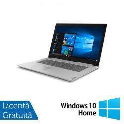 Laptop Nou LENOVO L340-17API, AMD Ryzen 5 3500U 2.10GHz, 8GB DDR4, 1TB SATA, Bluetooth, Webcam, Platinum Gray + Windows 10 Home - ShopTei.ro