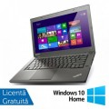 Laptop LENOVO ThinkPad T440P, Intel Core i5-4300M 2.60GHz, 4GB DDR3, 500GB SATA, DVD-RW, 14 Inch + Windows 10 Home