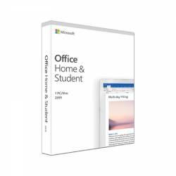 Licenta retail Microsoft Office 2019 Home and Student English Medialess - ShopTei.ro