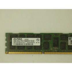 Memorie Server HP 8GB PC3-10600R DDR3-1333 REG ECC, 500205-171 - ShopTei.ro