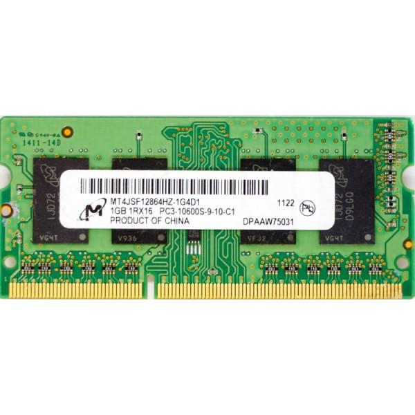 Memorie laptop SO-DIMM DDR3-1333 1Gb PC3-10600S 204PIN - ShopTei.ro