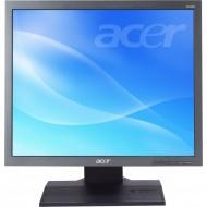 Monitor Acer B193, 19 Inch LCD, 1280 x 1024, VGA, DVI, Grad A-