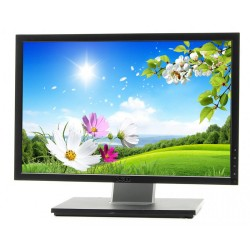 Monitor DELL UltraSharp 1909WB, 19 Inch LCD, 1440 x 900, VGA, DVI, USB