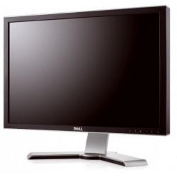 Monitor DELL UltraSharp 2408WFP, 24 Inch LCD, 1920 x 1200, VGA, DVI, HDMI, Display Port, USB - ShopTei.ro