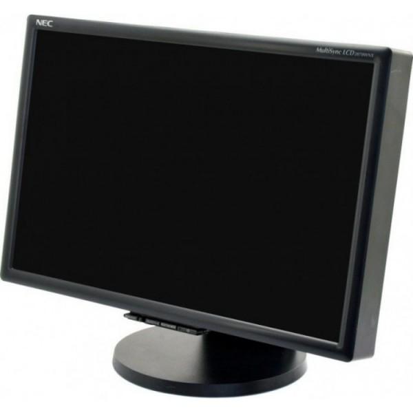 Monitor NEC 2070NX, LCD 20 inch, 1600 x 1200, VGA, DVI, 5x USB, Panel S-IPS, Grad A-, Fara Picior - ShopTei.ro
