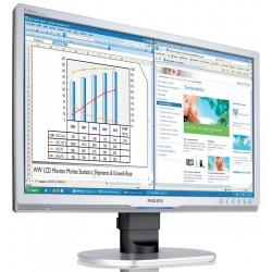 Monitor Philips 220B, 22 Inch LCD, 1680 x 1050, VGA, DVI, USB