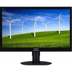 Monitor LPHILIPS 241B4L, 24 Inch Full HD LCD, VGA, DVI - ShopTei.ro
