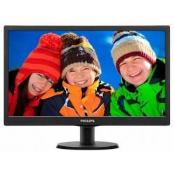 Monitor Philips 203V5L, 20 Inch LCD, 1600 x 900, VGA - ShopTei.ro