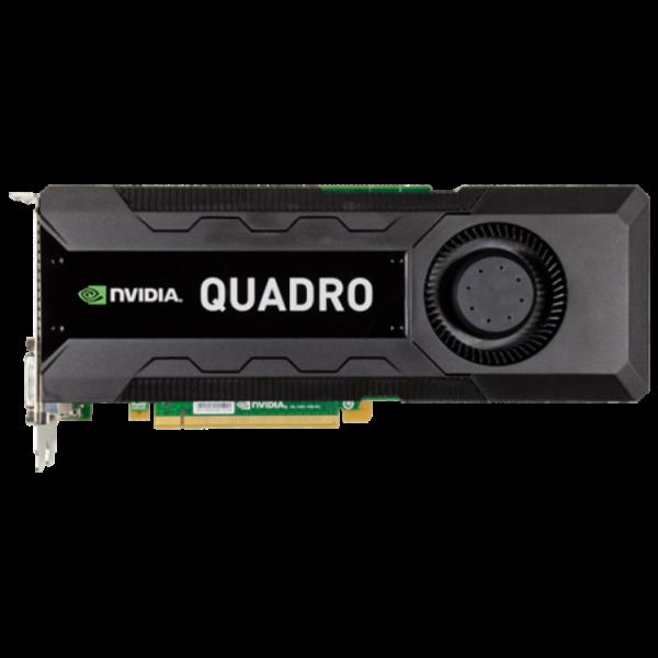 Placa Video Nvidia Quadro K5000, 4GB GDDR5 256-Bit, 2x DVI, 2x DisplayPort - ShopTei.ro