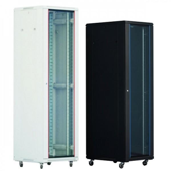 Cabinet- Rack Stand Alone Xcab-42U80100S, 42U/800/1000 - ShopTei.ro