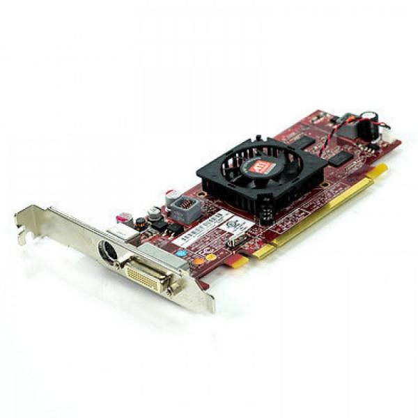 Placa video PCI-E Ati Radeon 4550, 512Mb, High Profile + Cablu DMS-59 cu doua iesiri VGA - ShopTei.ro