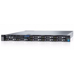 Server Dell R630, 2 x Intel Xeon Hexa Core E5-2620 V3 2.40GHz - 3.20GHz, 128GB DDR4, 2 x HDD 900GB SAS/10K + 4 x 1.2TB SAS/10K, Perc H730, 4 x Gigabit, IDRAC 8, 2 x PSU - ShopTei.ro