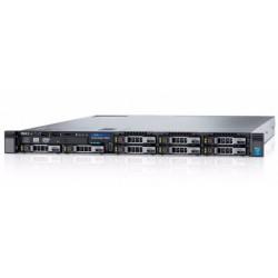 Server Dell R630, 2 x Intel Xeon 14-Core E5-2697 V3 2.60GHz - 3.60GHz, 192GB DDR4, 2 x HDD 900GB SAS/10K + 6 x 1.2TB SAS/10K, Perc H730, 4 x Gigabit, IDRAC 8, 2 x PSU - ShopTei.ro