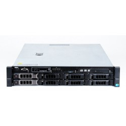 Server DELL PowerEdge R510, Rackabil 2U, 2x Intel Hexa Core Xeon X5650 2.66GHz - 3.06GHz, 16GB DDR3 ECC Reg, 4x 146GB HDD SAS/15K, Raid Controller SAS/SATA DELL Perc H700/512MB, iDRAC 6 Enterprise, 2x Sursa HS - ShopTei.ro