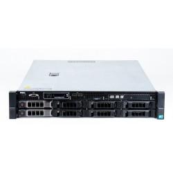 Server DELL PowerEdge R510, Rackabil 2U, 2x Intel Hexa Core Xeon X5650 2.66GHz - 3.06GHz, 128GB DDR3 ECC Reg, 8x 3TB HDD SATA, Raid Controller SAS/SATA DELL Perc H700/512MB, iDRAC 6 Enterprise, 2x Sursa HS - ShopTei.ro