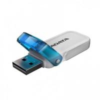Memorie USB 2.0 ADATA 32 GB, Cu capac, Alb, Carcasa plastic