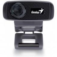 Webcam Genius HD 720p Facecam 1000x, CMOS, 720p up to 30fps, Microfon, USB