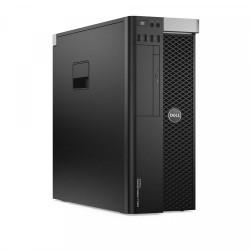 Workstation DELL Precision T3610 Intel Xeon Quad Core E5-1620 V2 3.70-3.90GHz, 16GB DDR3 ECC, 1TB HDD SATA, DVD-ROM + AMD FirePro W5000/2GB - ShopTei.ro