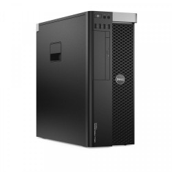 Workstation DELL Precision T3610 Intel Xeon Quad Core E5-1620 V2 3.70-3.90GHz, 32GB DDR3 ECC, 120GB SSD + 2TB HDD SATA, DVD-ROM + NVIDIA QUADRO K2200/4GB - ShopTei.ro