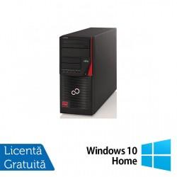 Calculator FUJITSU CELSIUS W530, Intel Core i7-4790 3.60GHz, 8GB DDR3, 500GB SATA, DVD-RW + Windows 10 Home