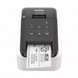 Imprimanta De Etichete Brother Ql-810w, 300dpi, Wi-fi, Auto-cutter - ShopTei.ro