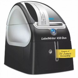 Imprimanta De Etichete Dymo Lw450 Duo Dy838920, Usb