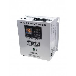 Invertor Solar Ted Electric De La 12v La 230v 1100va 700w Unda Sinusoidala - ShopTei.ro
