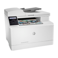 Multifunctional Laser Color HP LaserJet Pro M183fw, Retea, Wireless, ADF, A4