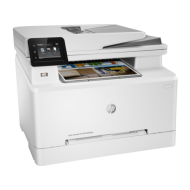 Multifunctional Laser Color HP LaserJet Pro M282nw, Retea, Wireless, Duplex, A4