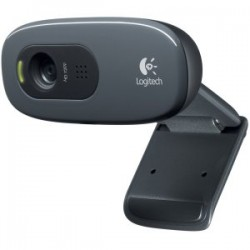 Camera Web HD Logitech C270 - ShopTei.ro